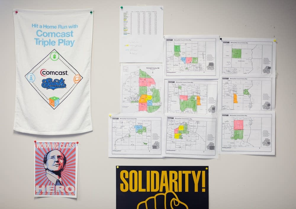 Union organizing landscape