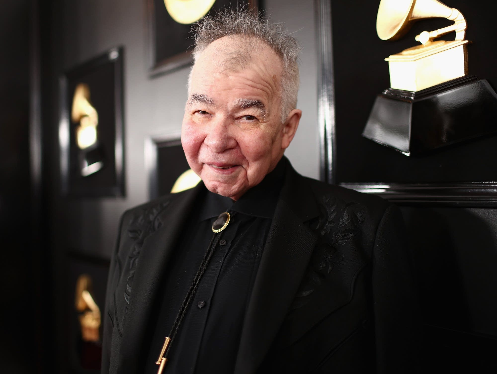 John Prine at the Grammys, 2019.