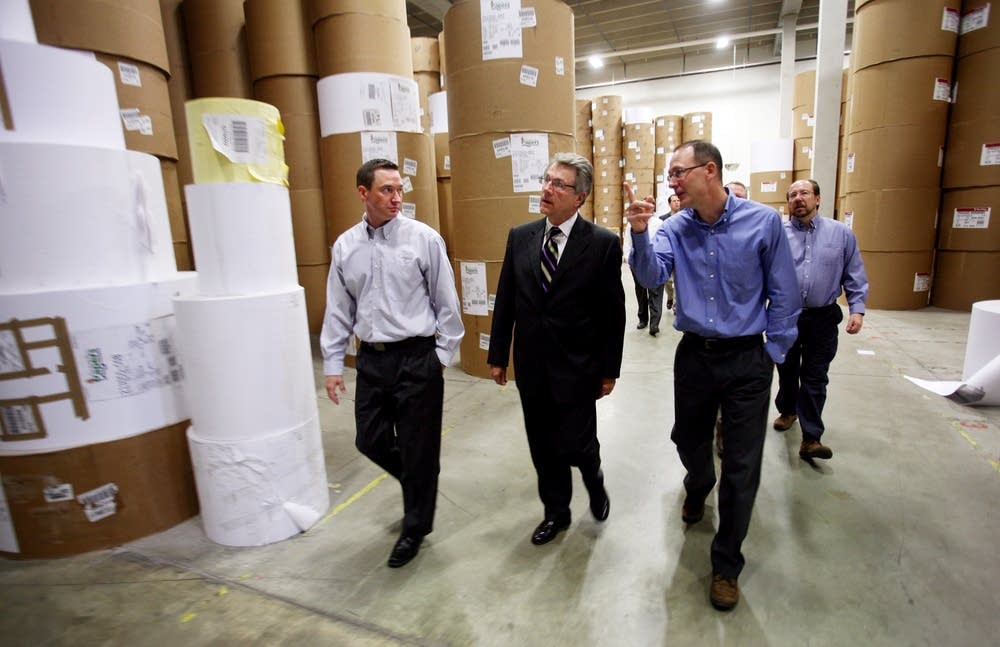 Touring Schmidt Printing