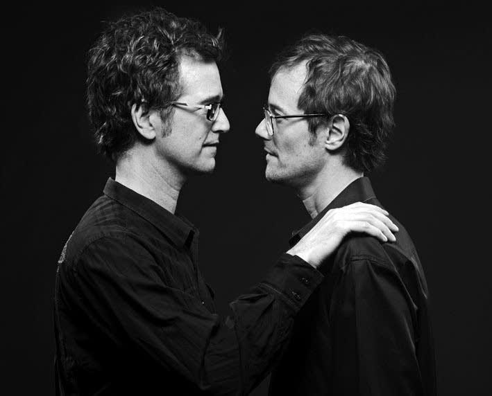 Dan and Matt Wilson