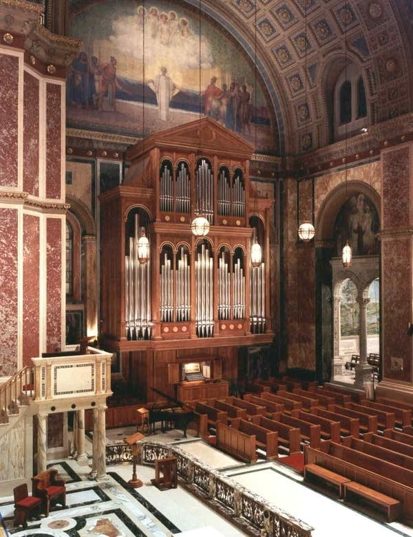 1995 Lively-Fulcher/St. Matthew's Cathedral, Washington, DC