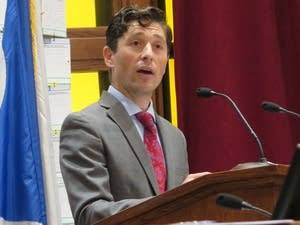 Minneapolis Jacob Frey reveals details of his 2019 budget.