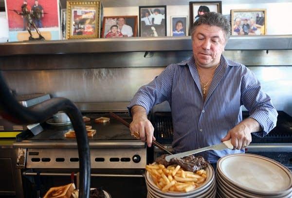 The Best Steak House owner