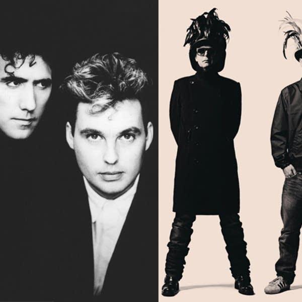 OMD versus Pet Shop Boys