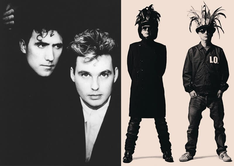 OMD versus Pet Shop Boys