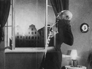 A still from 'Nosferatu'