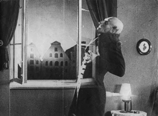 A still from 'Nosferatu'