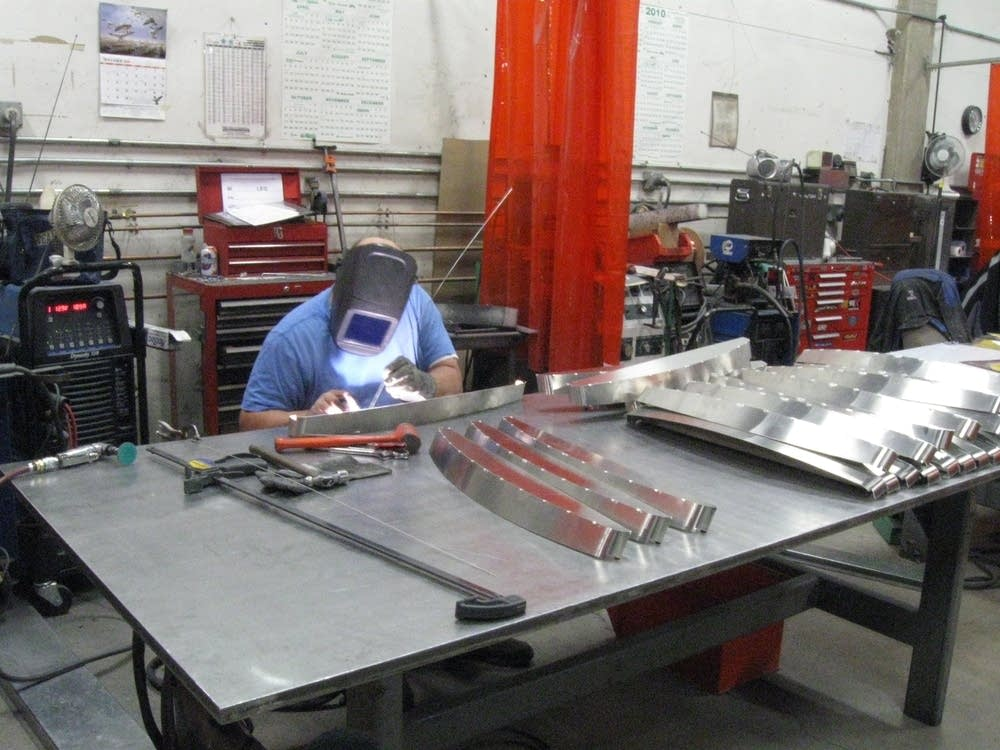 Welder at Atlas Manufacturing