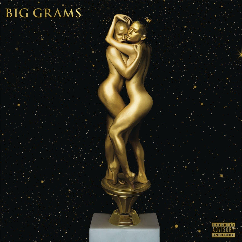 Big Grams self-titled album