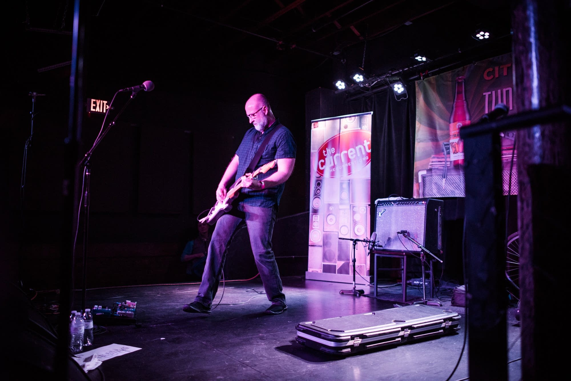 Bob Mould Microshow