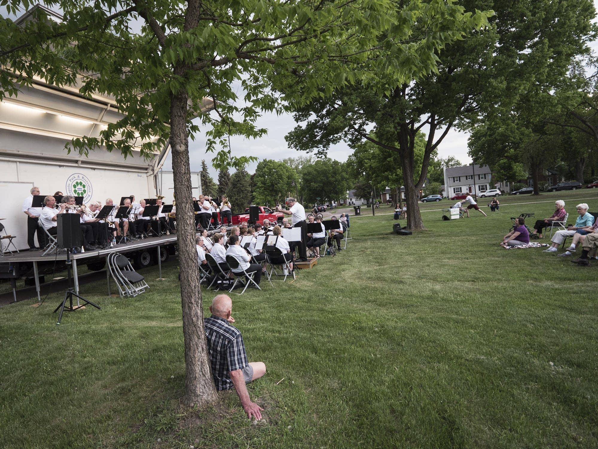 Robbinsdale Band Concert