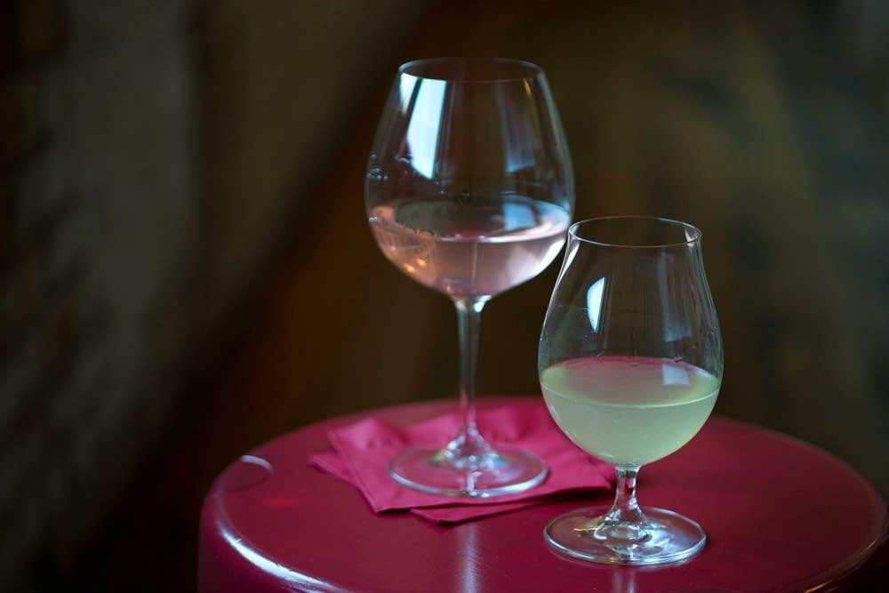 Pairing cocktails