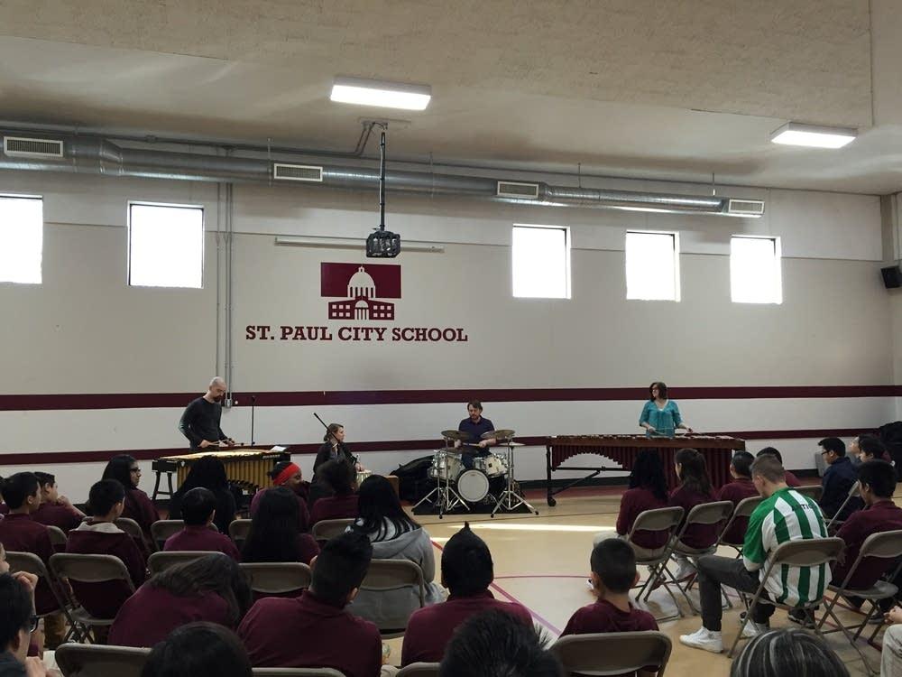 matra saint paul city school