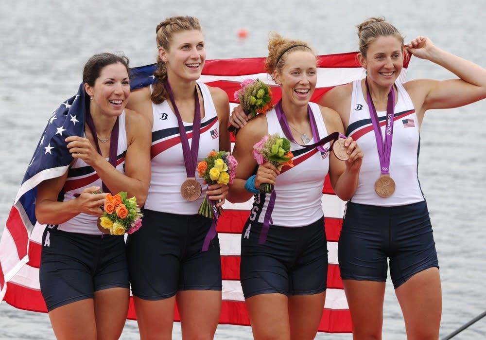 US rowers