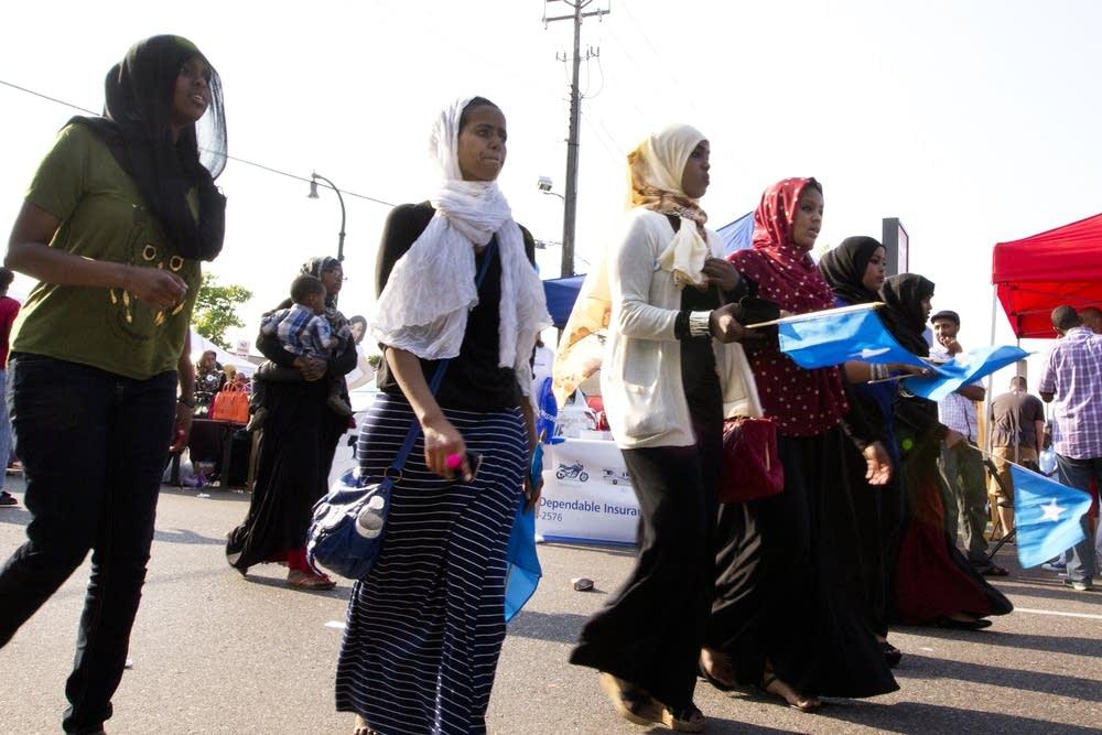 Young Somalis