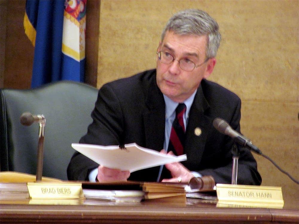 State Sen. David Hann