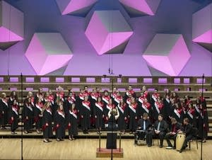 Mound-Westonka Concert Choir at Orchestra Hall