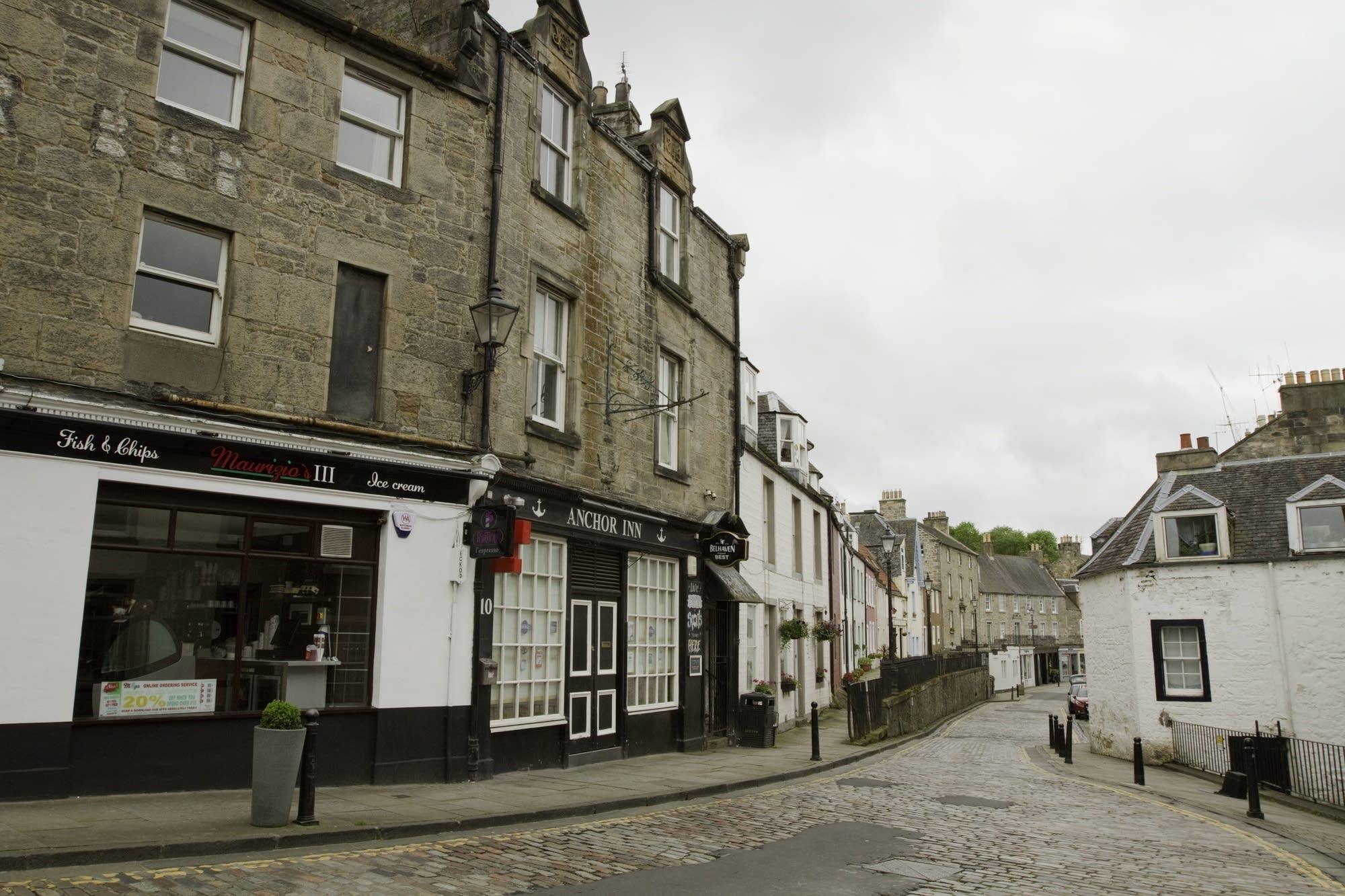 Edinburgh - 24 - Edinburgh street 2