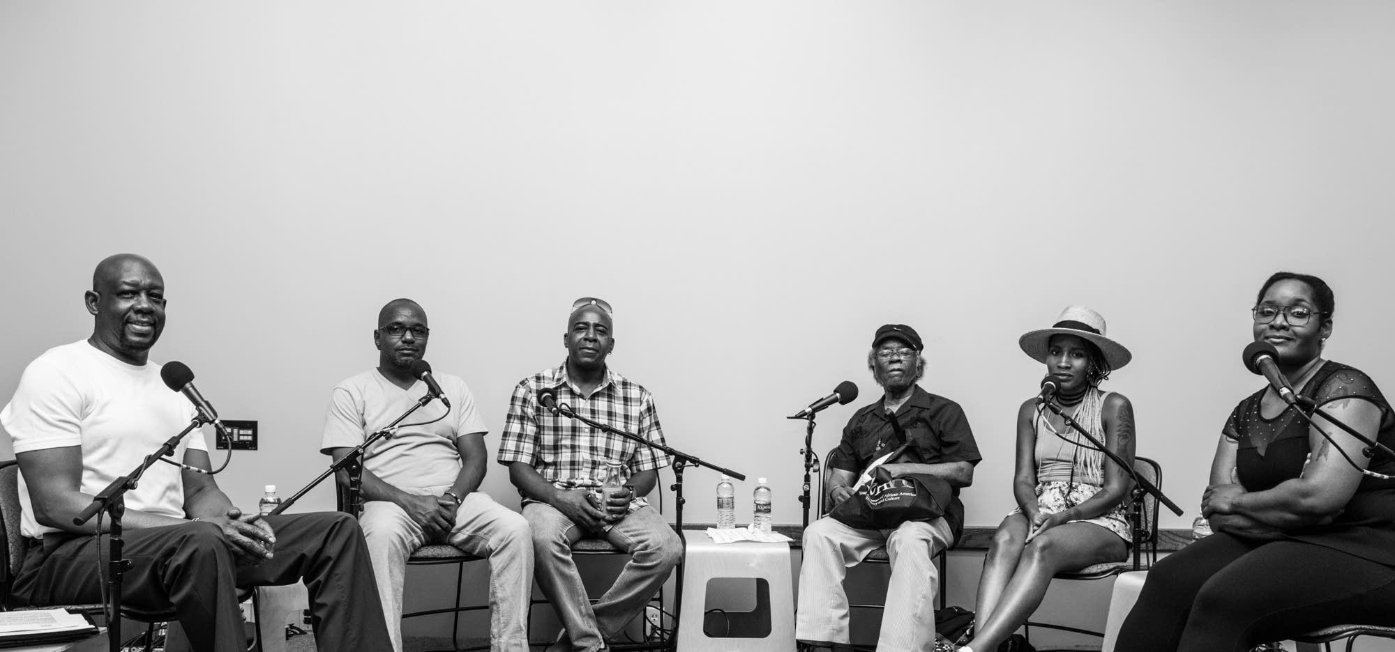 A Candid Conversation on Race and Music