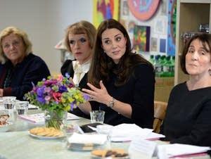 The Duchess Of Cambridge, arts patron