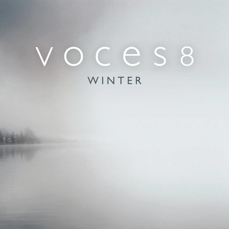 """Winter,"" the new release from critically acclaimed Voces8."