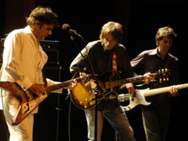 Paul Westerberg, Jim Boquist, and Mark Olson