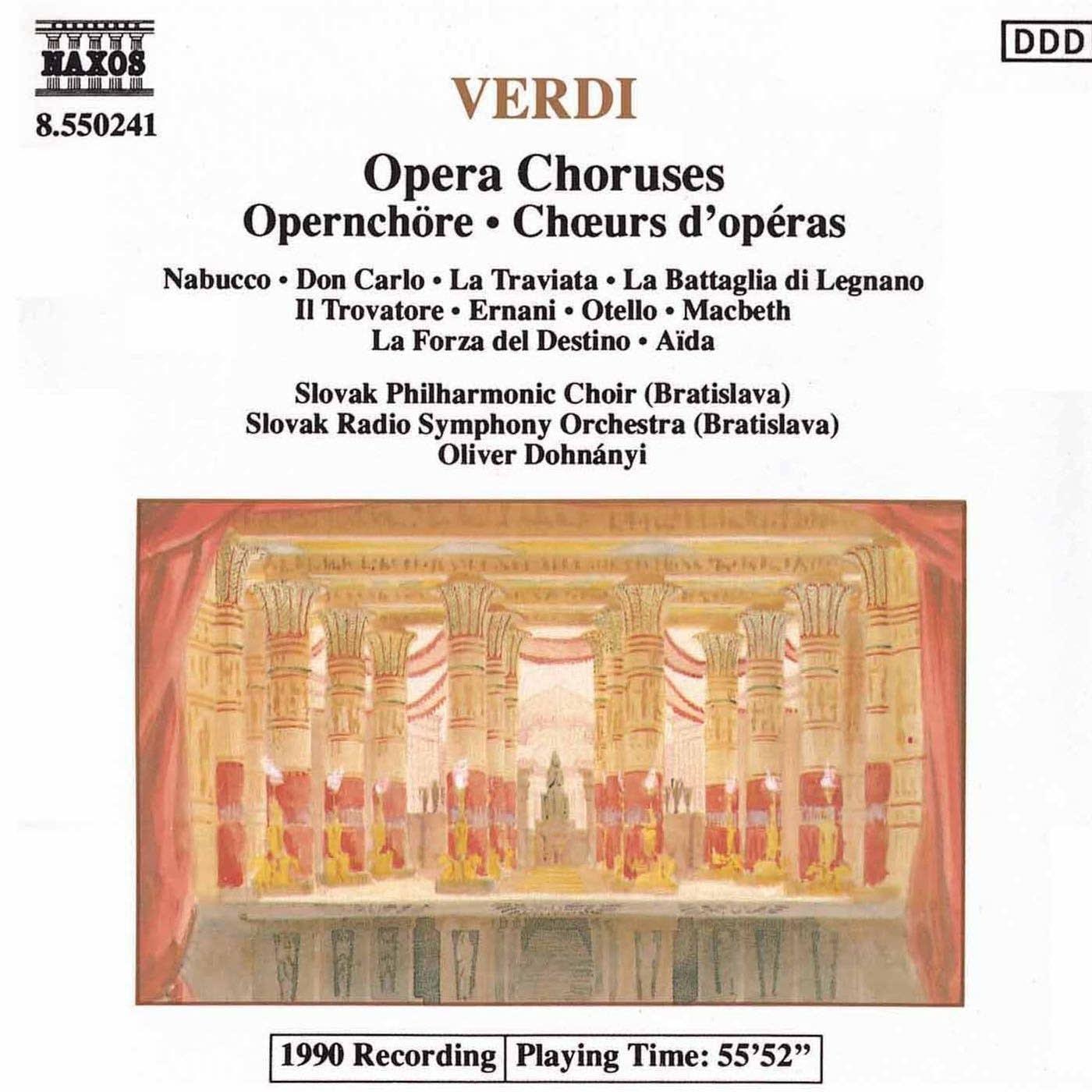 Giuseppe Verdi - Il trovatore: Anvil Chorus