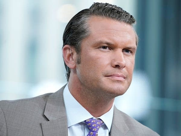 Presidential confidant Pete Hegseth