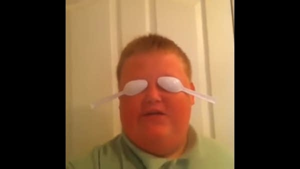 "The ""Blocking Out The Haters"" Boy (From YouTube and Vine)"