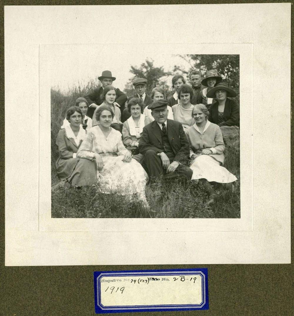Bird class, 1919