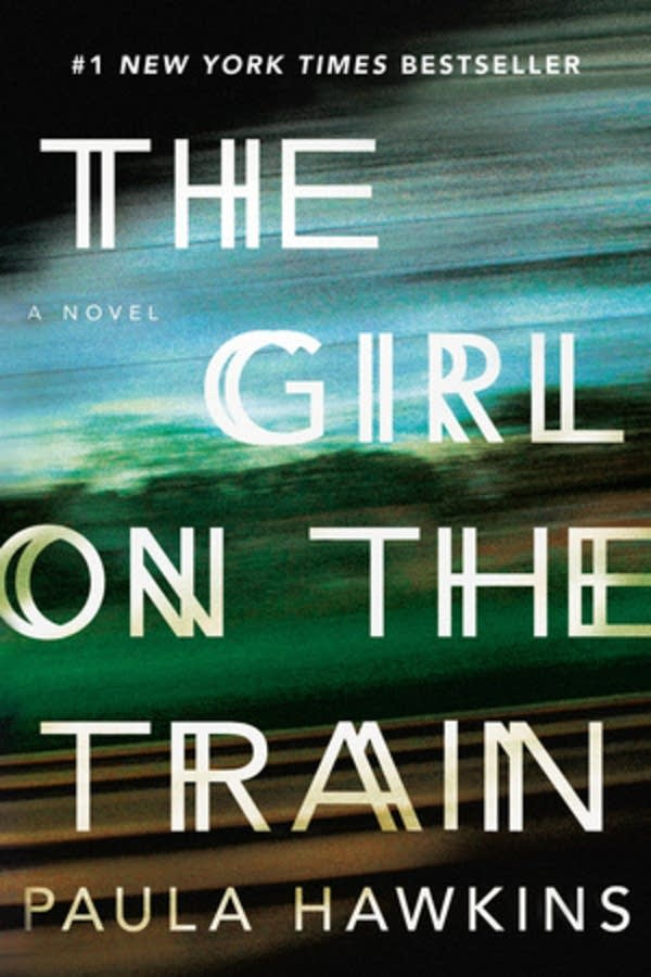 'Girl on the Train' by Paula Hawkins