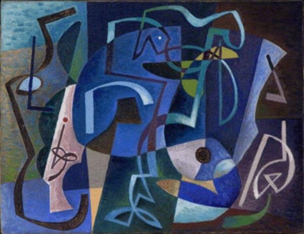 Abstraction No. 10