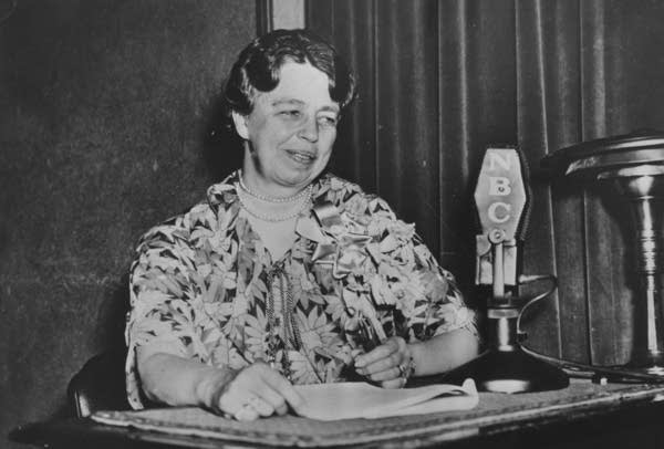 Eleanor Roosevelt: The Girl of Today