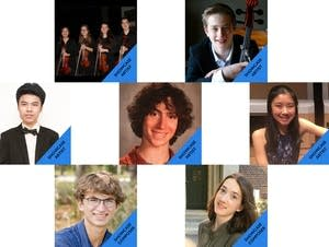 2018 Showcase Artists and Composers