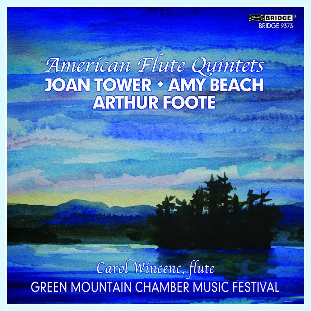 Carol Wincenc - American Flute Quintets