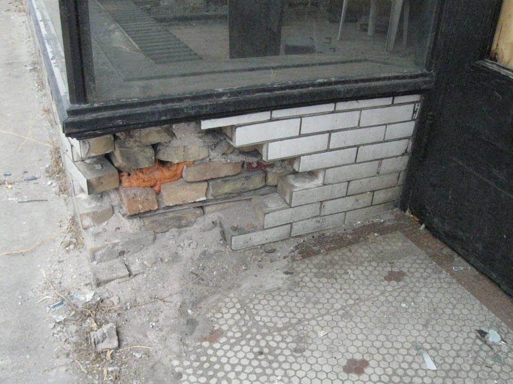 Deteriorating property