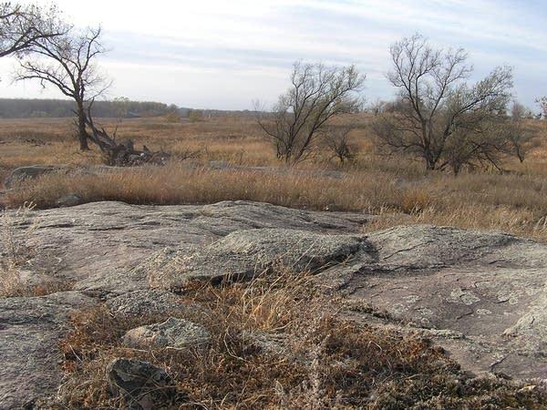 Proposed granite quarry