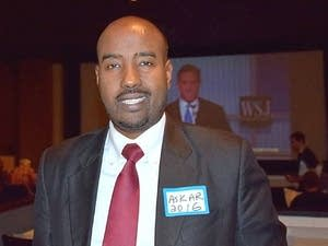 Abdimalik Askar was the GOP candidate in 60B