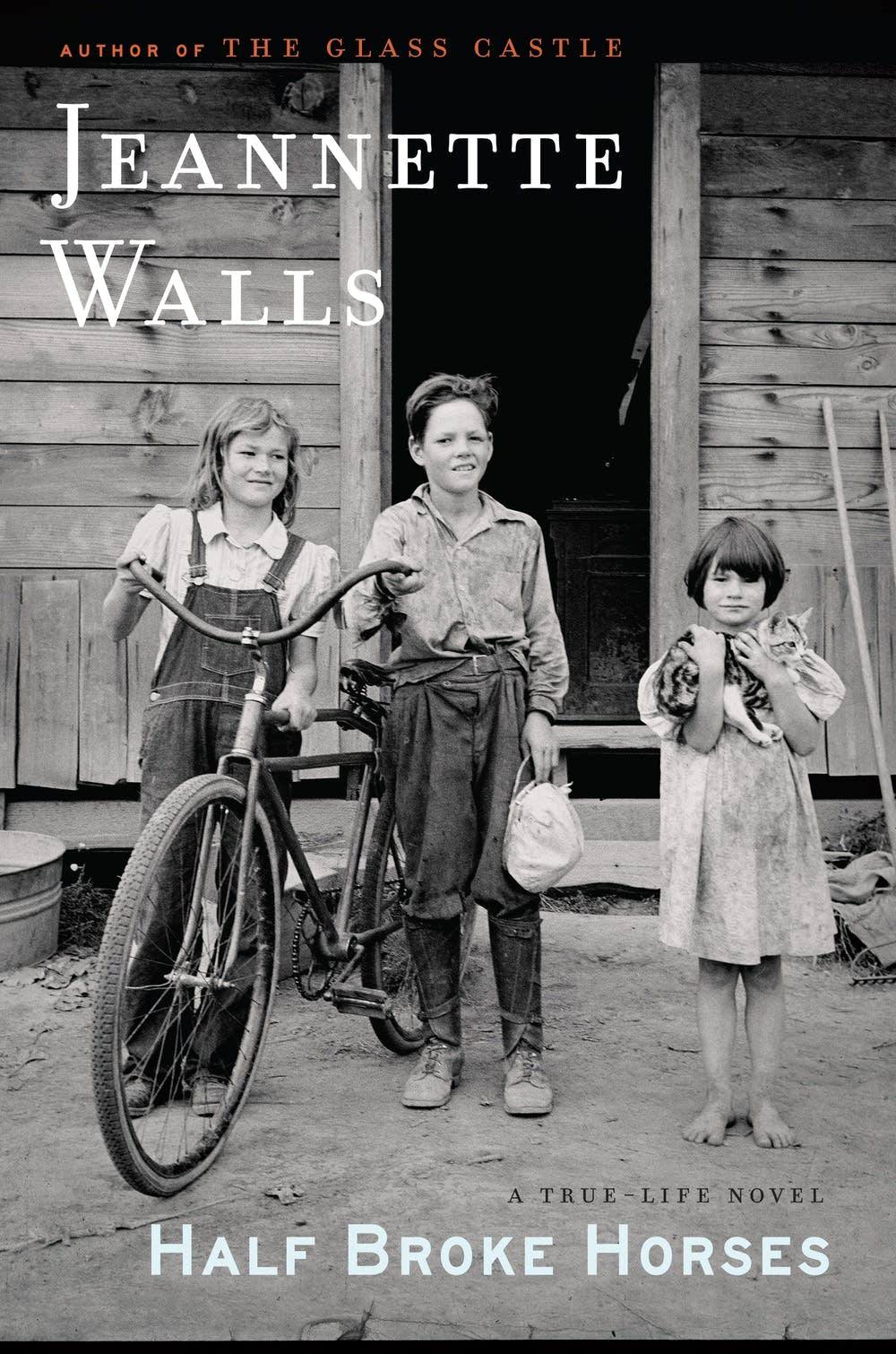 Walls' latest novel