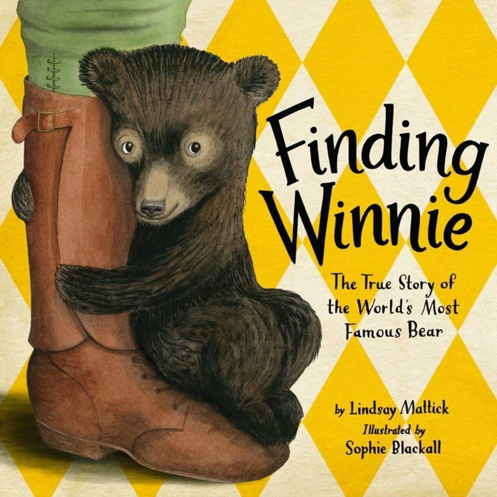 'Finding Winnie' by Lindsay Mattick