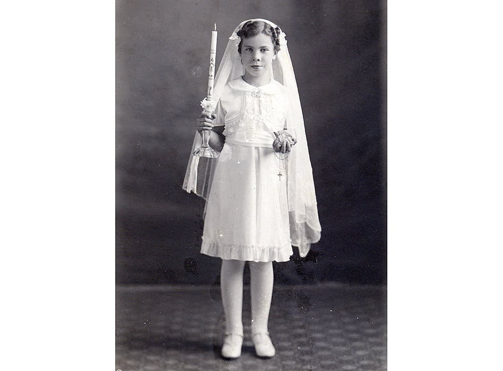 First communion, 1930