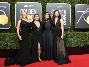 Reese Witherspoon, Eva Longoria, Salma Hayek and Ashley Judd.