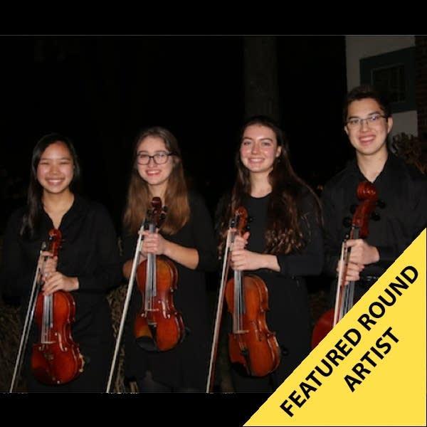 2018 Minnesota Varsity Featured Artist: The Fourzando Quartet