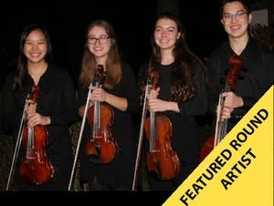 2018 Minnesota Varsity Featured Artist: The Fourzando Quartet