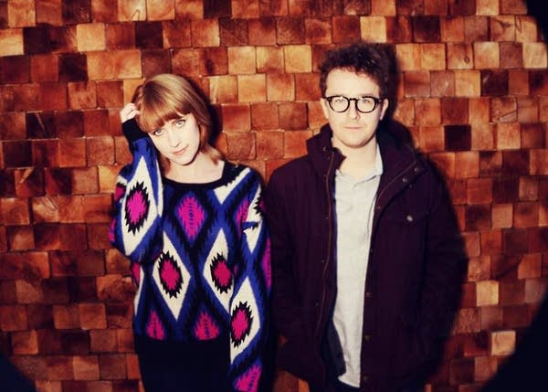 Jenn Wasner and Andy Stack are Wye Oak