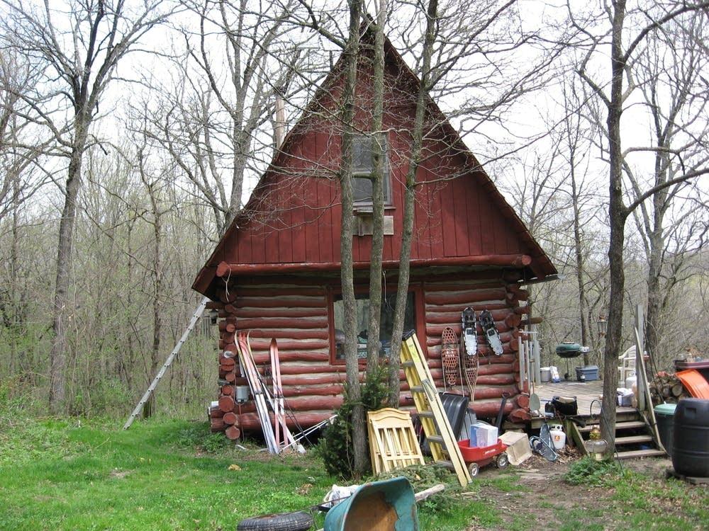 Philip Rutter's Cabin