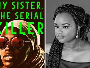 Oyinkan Braithwaite, author of 'My Sister, The Serial Killer.'