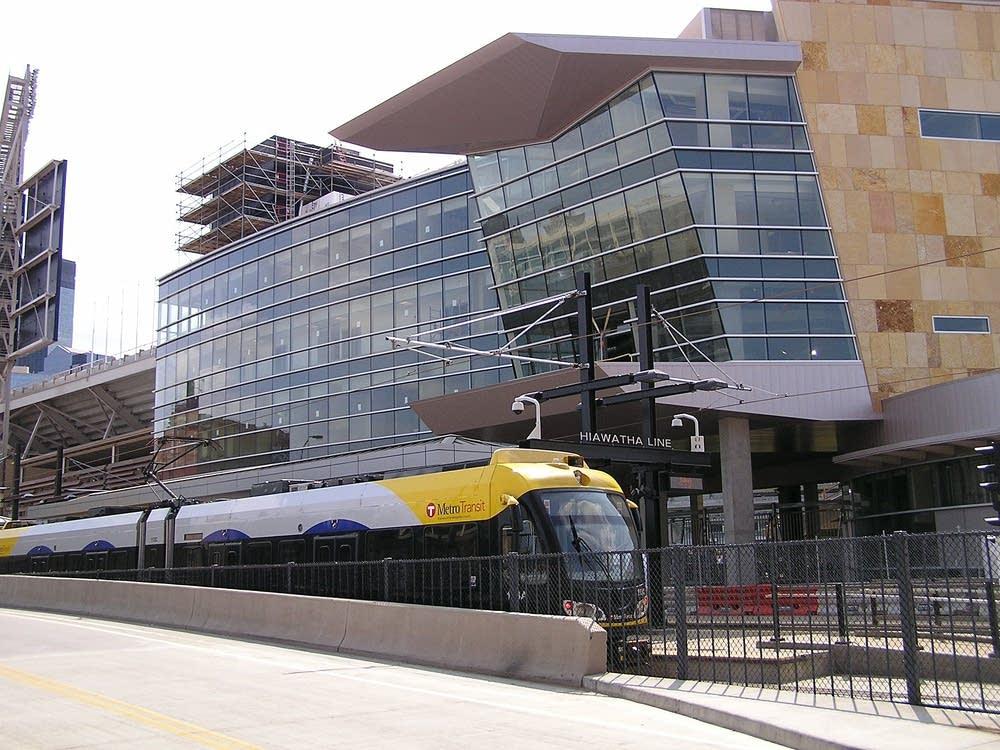 Ballpark station