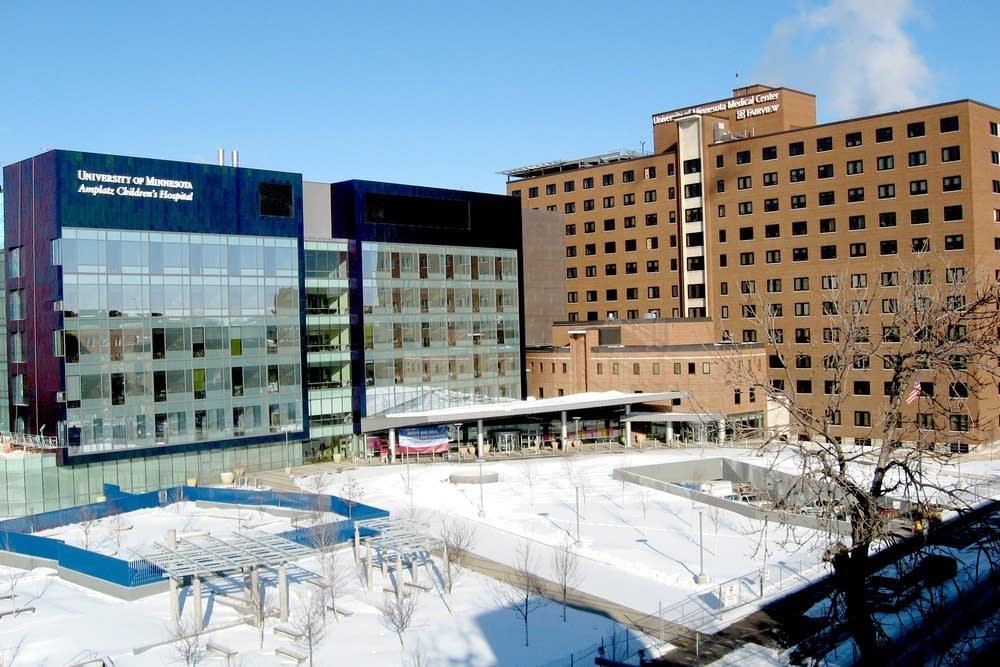 Amplatz Children's Hospital