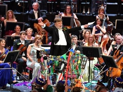 Acea1e 20180917 andrew davis at the last night of the 2018 bbc proms